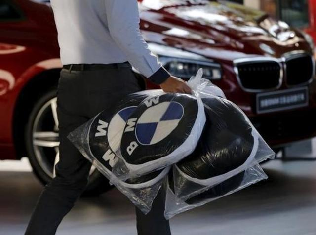 For its 100th birthday, BMW plans for future with driverless cars