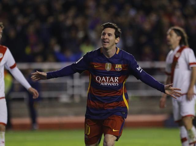 La Liga: Messi hat-trick helps Barca to record 35-match unbeaten run