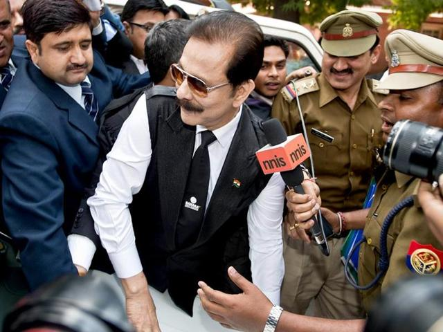 Roy, the Sahara Group's promoter, chief and pater familias, will begin his third year in judicial custody on Friday. Lodged in Tihar Jail, Roy has to raise a sum of Rs.10,000 crore for his bail.