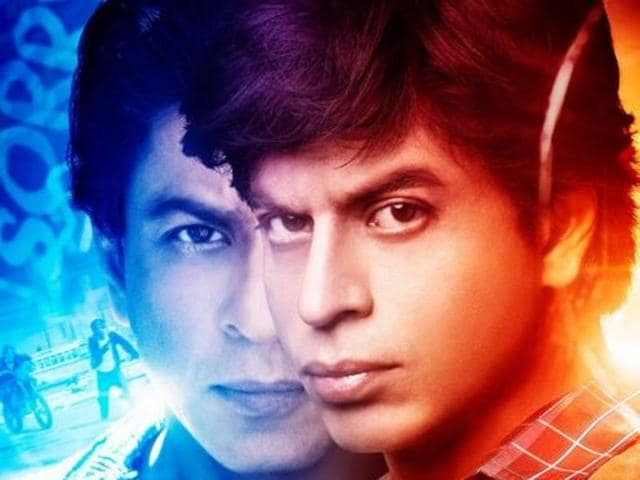Shah Rukh Khan,Fan,Maneesh Sharma