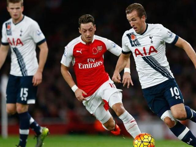 Tottenham vs Arsenal,North London Derby,EPL