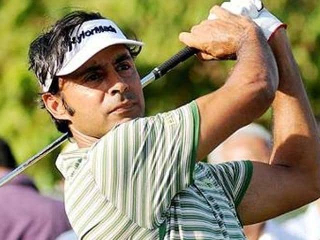 A file photo of Indian golfer Jyoti Randhawa.