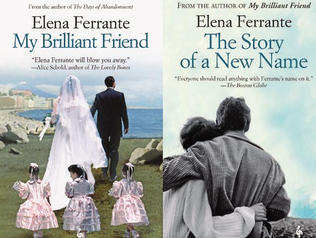 Elena Ferrante,The Lost Daughter,Troubling Love