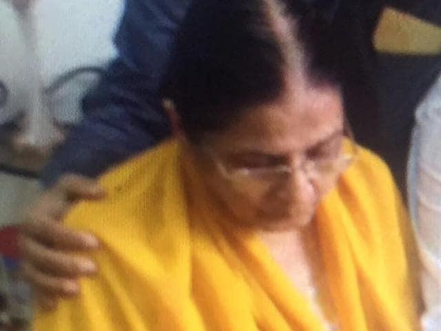 Rafi Chaudhary was arrested for the murder of Mumtaz Badshah in Oshiwara.