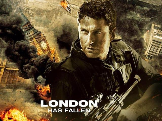 London has Fallen and Gerard Butler is again out rescuing the American president. Then why can't we seem to care?