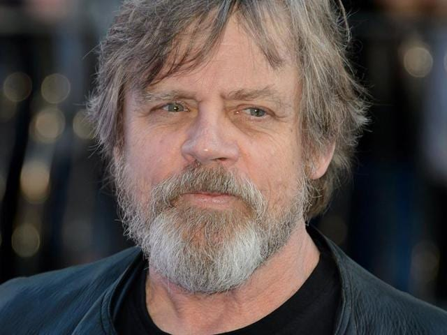 Mark Hamill reprised his role as Luke Skywalker in Star Wars: The Force Awakens.
