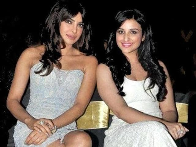 Parineeti Chopra,Priyanka Chopra,Hollywood and Bollywood