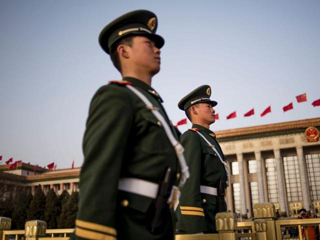 The defence budget for 2016 will be 954.354 Yuan or about $147 billion, less than the expected $150 billion, largely because of the devaluation of the Chinese currency in the past one year.