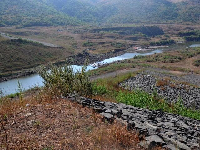 Dams, including Balganga (above), are among the 12projects from Konkan under the ACB scanner following a Bombay high court order, after it was revealed that they violated various norms.