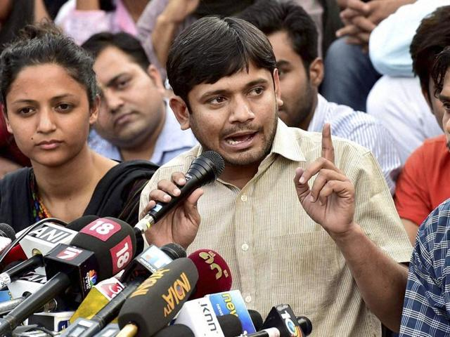 Kanhaiya Kumar,JNU row,JNU controversy