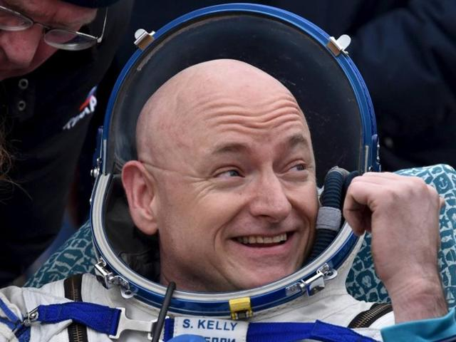 The view of rainbow-hued Himalayan lakes and a steady stream of work helped Scott Kelly stay sane during the 340 days he spent aboard the International Space Station (ISS), the NASA astronaut said days after returning to Earth from the record-setting mission.