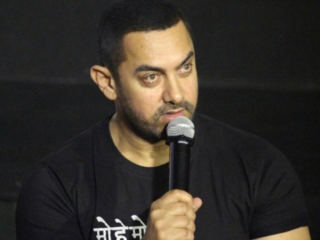 Stop people spreading hatred in 'tolerant India', Aamir Khan asks Modi