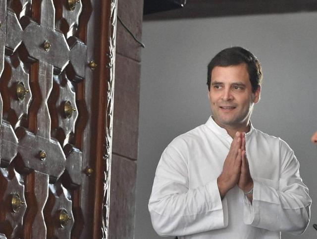 'Achhe din' will come only after 2019, Cong working on it: Rahul Gandhi
