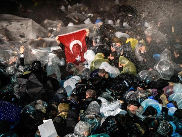 Turkey,Media rights in Turkey,Zaman newspaper