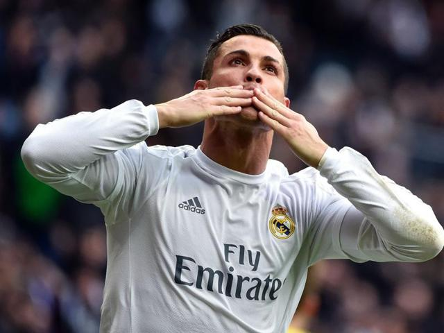 Ronaldo's haul gave him 252 career goals according to the league, surpassing Telmo Zarra's mark of 251 goals that had stood as a record until Barcelona star Lionel Messi passed that milestone in 2014.