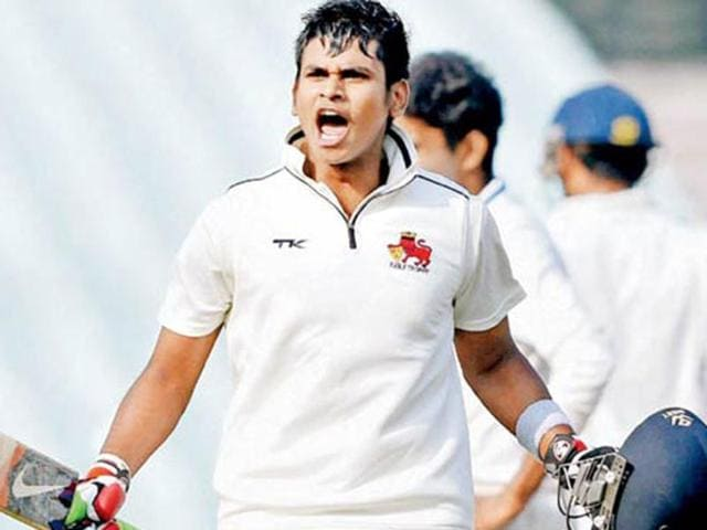 Shreyas Iyer scored 55 runs to guide Mumbai to a comfortable position in Irani Cup 2016.
