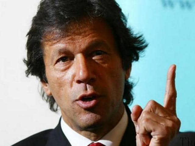 Imran Khan said on Sunday that he feels that the national cricket team should not play its scheduled World T20 match against India in Dharamsala on March 19.