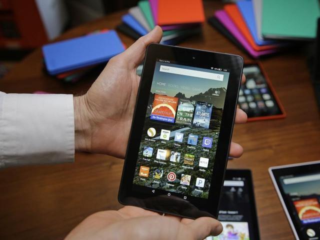 Amazon,Fire tablets,FBI vs Apple