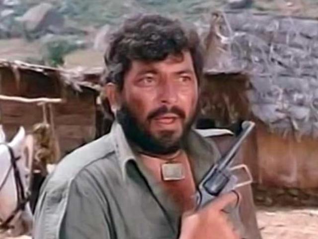 How Gabbar Singh went from guns to green