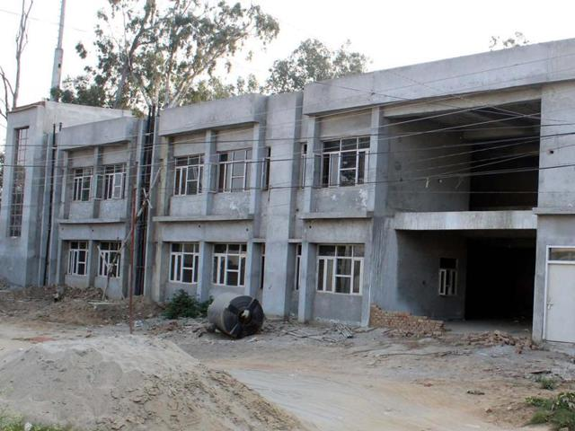 50-bed drug de-addiction centre awaits completion