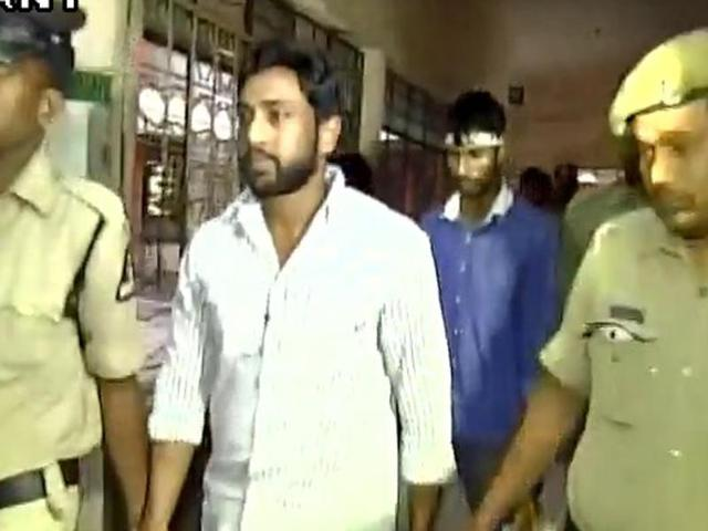 Andhra minister's son arrested for assaulting woman