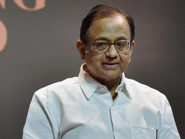 Former Union minister P Chidambaram said Karti is being targeted in the Aircel Maxis scam because he is his son.