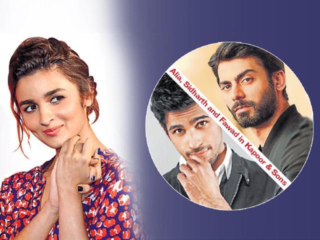 Saif Ali Khan,Alia Bhatt,Fawad Khan