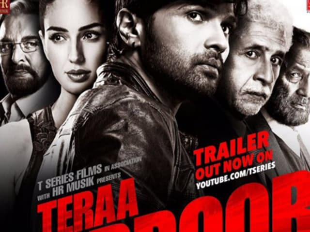 The poster of Terraa Surroor. (YouTube)