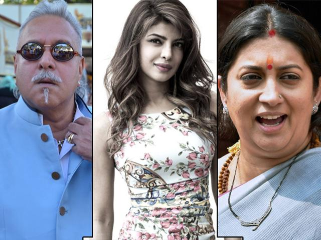 A quick roundup of the day's top stories: Fresh trouble brewing for Vijay Mallya, Priyanka Chopra & Irrfan Khan to voice The Jungle Book movie and Smriti Irani accused of not helping accident victims.