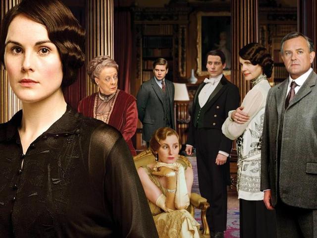 Downton Abbey,Stars,Series Finale