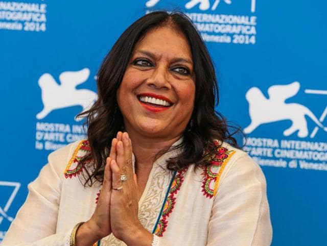 Director Mira Nair is currently in production on her new film The Queen of Katwe.
