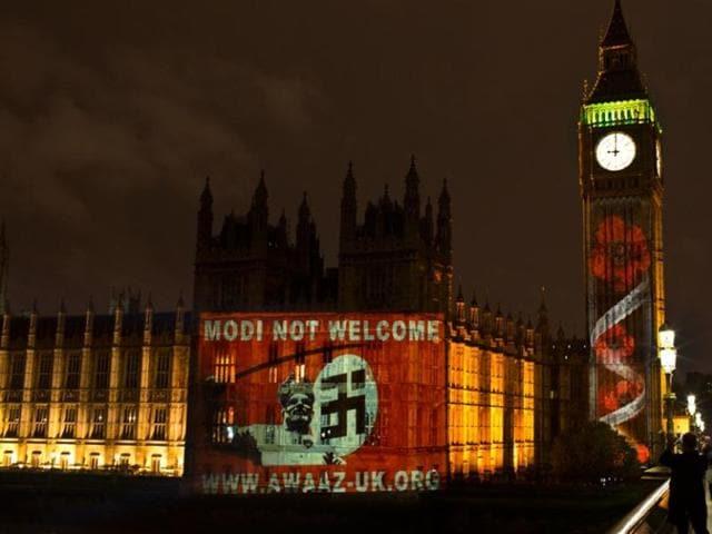 Modi Not Welcom,Prime Minister Narendra Modi,British Parliament
