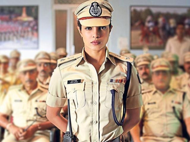 Priyanka Chopra plays a tough cop in Prakash Jha's Jai Gangaajal.