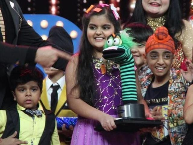 In addition to the coveted trophy, Swasti walked away with a cheque of Rs 5 Lakh.