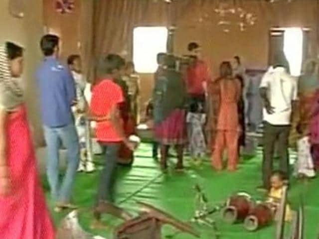 Seven people were arrested on Monday, March 7, 2016, in connection with the attack on a church in Raipur, Chhattisgarh.