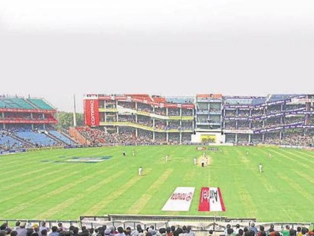 The Kotla was doubtful as a venue after it struggled to get clearances from the SDMC and the Land and Development Office.