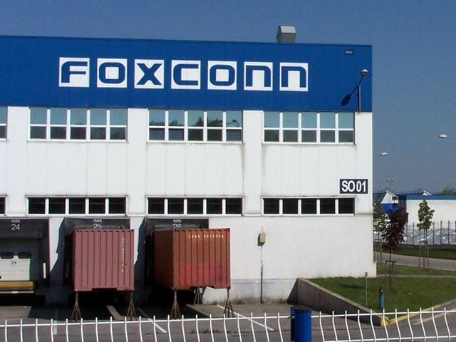 The announcement came after Sharp's board voted in favour of Foxconn's offer, estimated at nearly $6 billion.