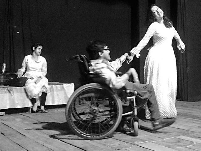 Differently-abled to stage skit on Delhi gang rape
