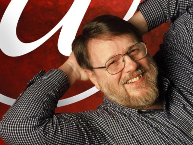 The 74-year-old godfather of email, Ray Tomlinson, passed away on Saturday.