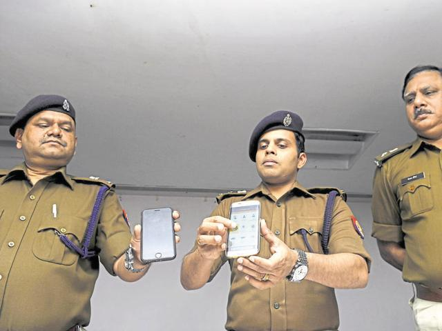 The Noida police launched the app, which was running on a trial basis for the past 3 months, on Sunday.