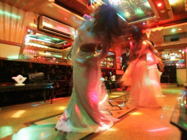 Mumbai bar dancers