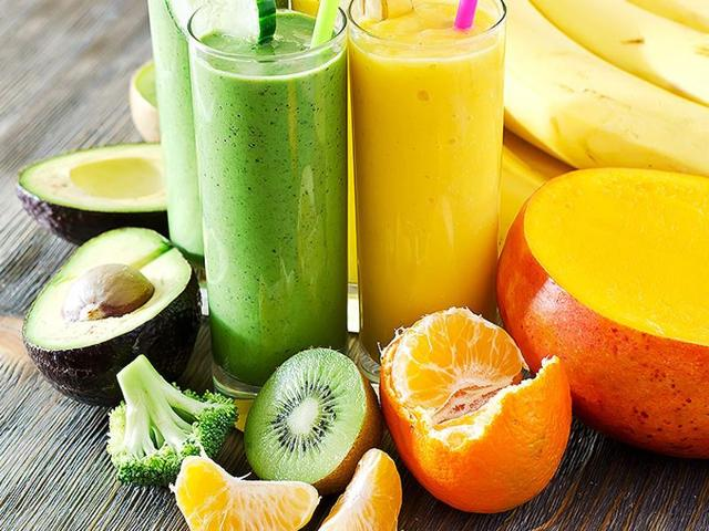 Detox diet,Healthy habits,Healthy lifestyle