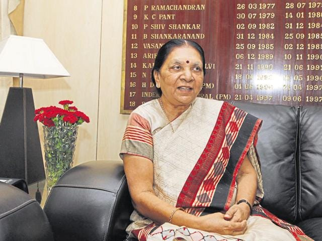 Gujarat chief minister Anandiben Patel has said that her family has no role in the land scam that the Opposition has used to target her and the PM.