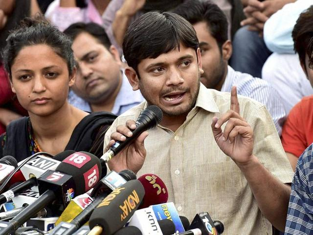 Delhi Police arrest man who offered Rs 11 lakh to shoot Kanhaiya Kumar