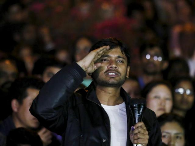 Kanhaiya to lead 'azadi' movement for Umar, Anirban