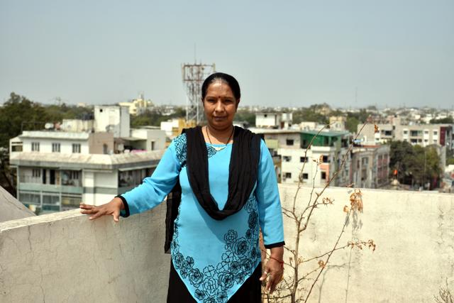 ndore: Once she couldn't pay Rs 10 school fee, now her daughter studies in US