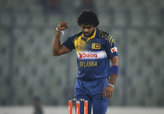 Malinga steps down as SL captain ahead of World T20, replaced by Mathews