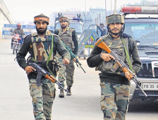 Pakistan-India counter terror operations,Counter terror operations,Lashkar-E-Taiba Shivratri attack