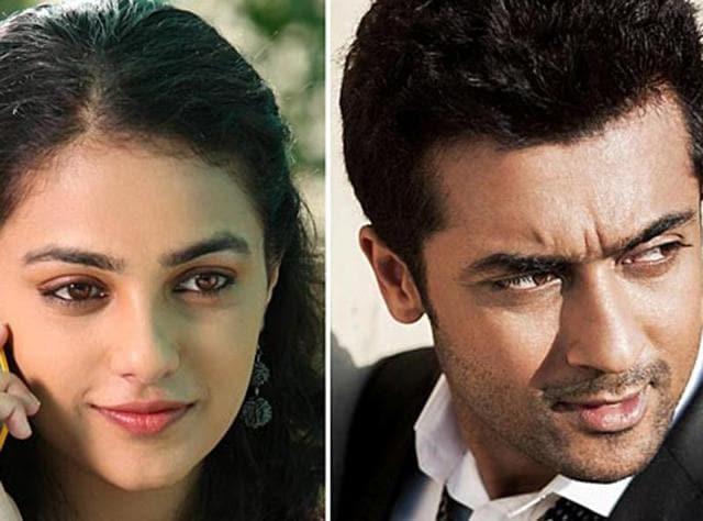 Directed by Vikram Kumar, 24 stars Suriya, Nithya Menen and Samantha Ruth Prabhu.