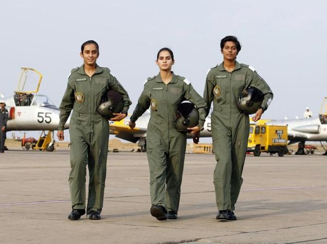India will see its first batch of female fighter pilots on June 18